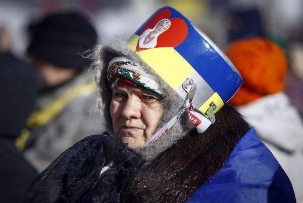 Нищая Украина Западу не нужна. США прекращают финансирование Киева