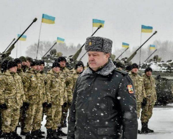 Ради чего Порошенко «потратил» своих патриотов под Донецком