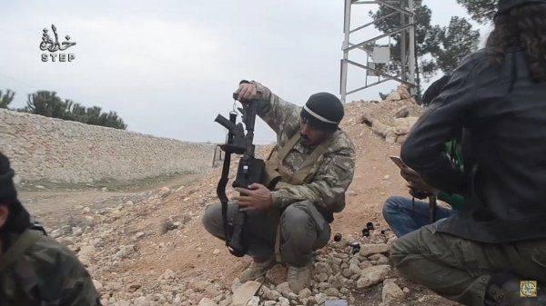 «Тигры» и ВКС России взяли в огненный мешок оплот террористов в Алеппо