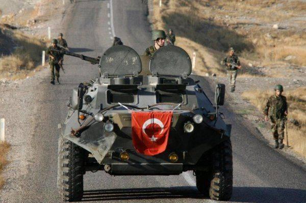 Зачем русские ударили по туркам