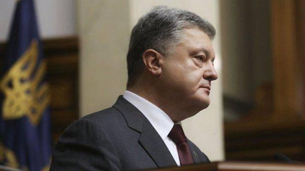 Порошенко и первые серьезные последствия от блокады Донбасса