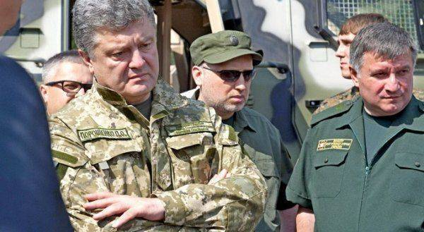 Готов ли Порошенко убивать людей уже в Киеве?