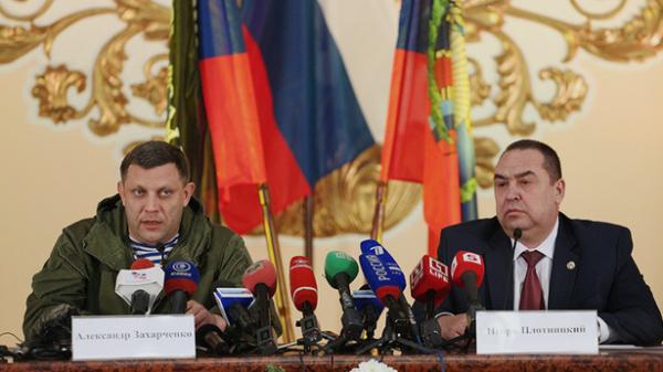 Захарченко переходит в наступление