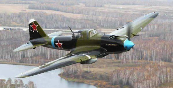 Американцы восстанавливают легендарный советский штурмовик