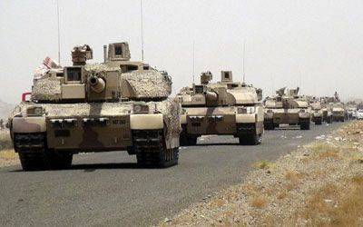 Опыт применения основных боевых танков в войнах в Сирии и Йемене