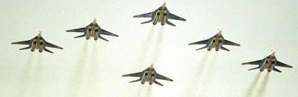 Как уничтожали советскую военную авиацию на Украине