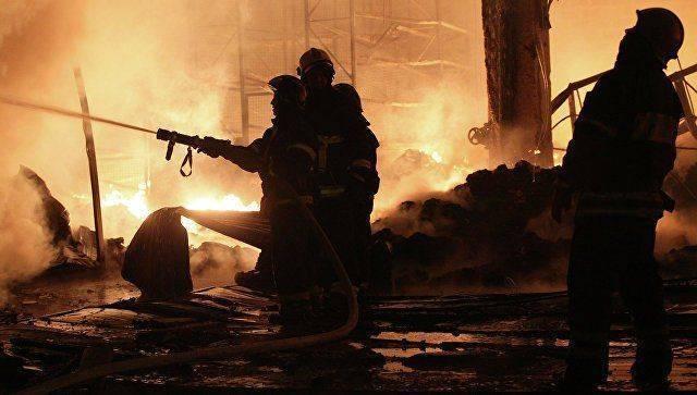 Новости Украины сообщают о горящих военных складах