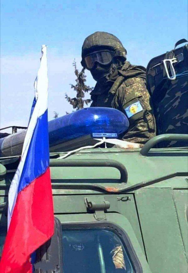 Курды передали российскому спецназу ряд поселков в Алеппо