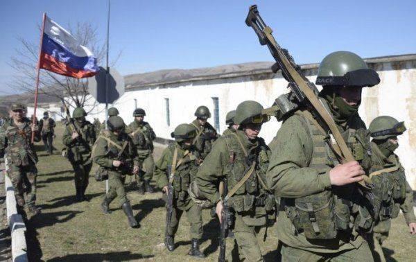 Какова численность российских войск на Донбассе?