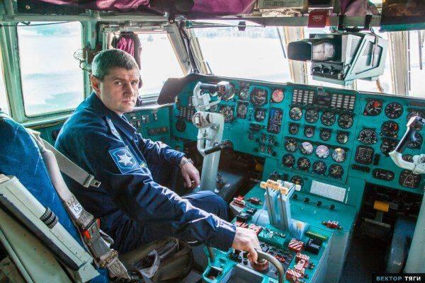 Прибытие четвертого модернизированного А-50У в 610-й Центр боевого применения в Иваново
