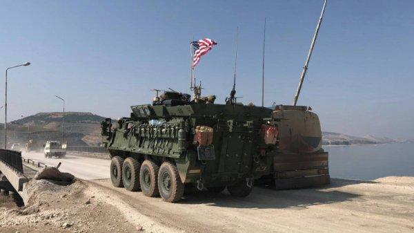 Американцы с помпой высадились в Сирии — в надежде устрашить Москву