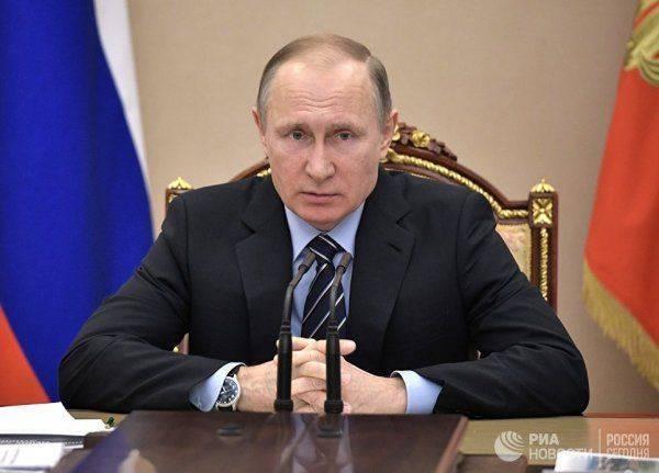 Президент РФ заявил, что период адаптации экономики РФ к новым условиям прошел