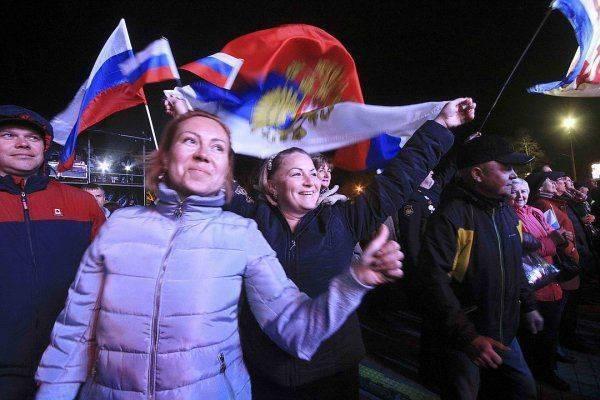 Дневник киевлянки: Умер от инсульта? Кацапы виноваты!