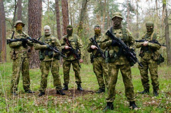 Как тренируются украинские силы специальных операций