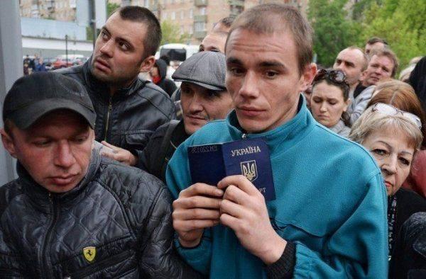 Прибалты превращают украинских заробитчан в рабов