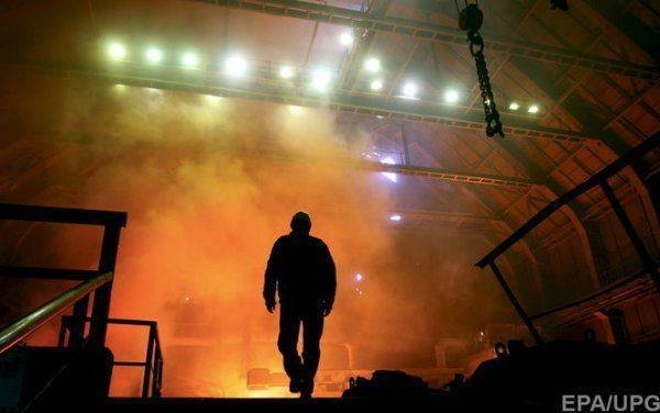 Промышленность Украины: стальной антирекорд