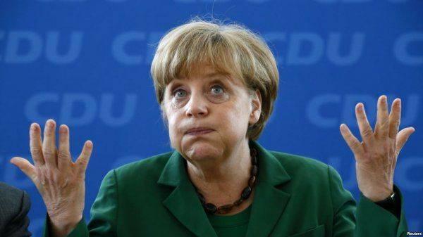Меркель: Всё плохо, но есть хорошая основа