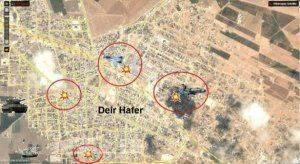 Котел для ИГИЛ: ВКС РФ наносят 100 ударов, а «Тигры» окружают крепость боевиков