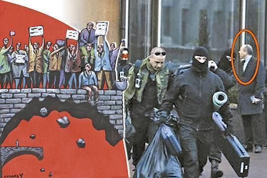 В ожидании крови. на русский майдан: оружие подвезли, теперь дело за снайперами и «небесной сотней»?
