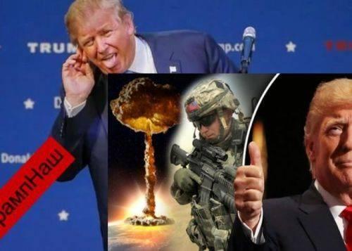 3 Мировая Война: Трамп просто отдает свой долг