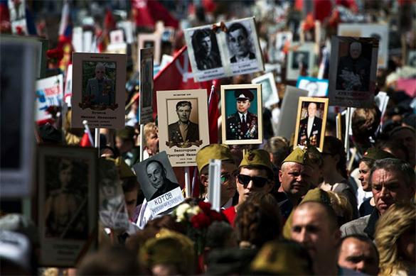"""Спецслужбы ЕС: Нужно остановить """"Бессмертный полк"""", пока не поздно!"""