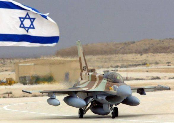 Sputnik: Израильская авиация нанесла ракетный удар по сирийской армии в Кунейтре