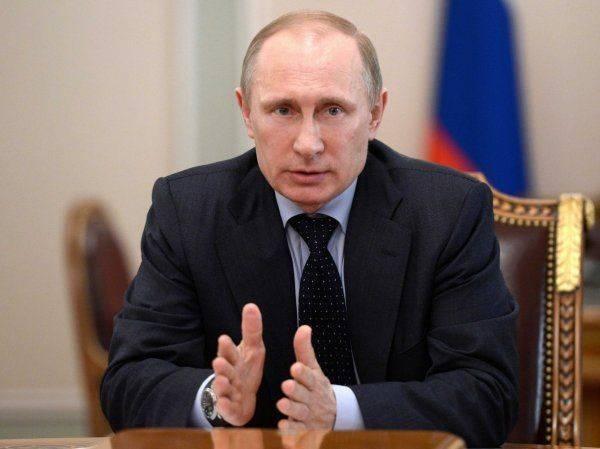 Владимир Путин оценил деятельность Совета по внешней и оборонной политике