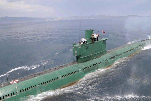 Россия подняла по тревоге Северный флот