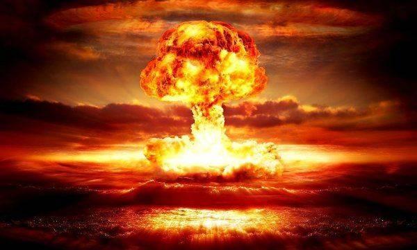 5 рассекреченных ядерных взрывов, снятых на видео