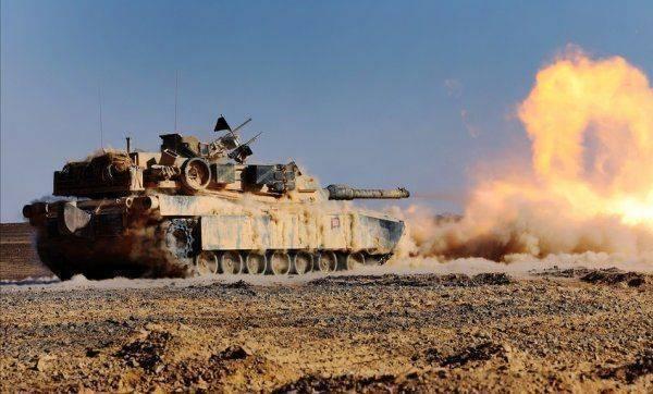 Танк Абрамс, как раскрученный БРЕНД армии США