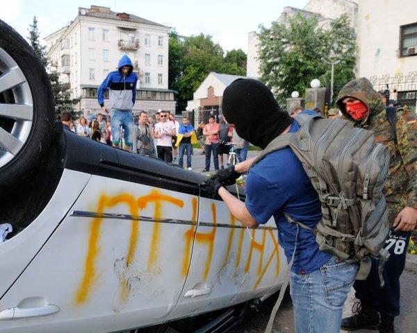 Немая боль украинства