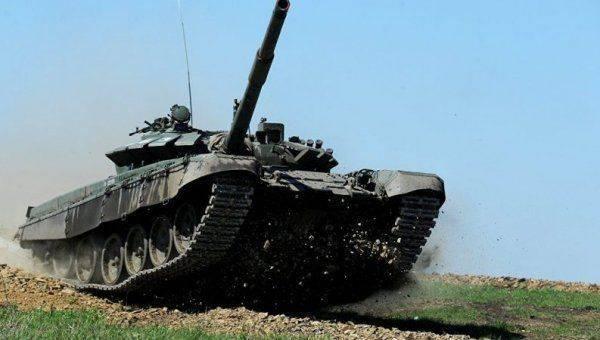 Американские военные пытаются понять, как воевать с российскими Т-72