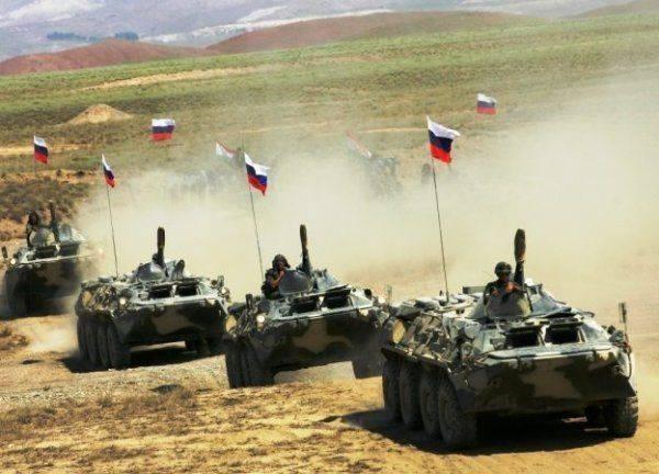 Российская военная база в Армении: итоги контрольной проверки