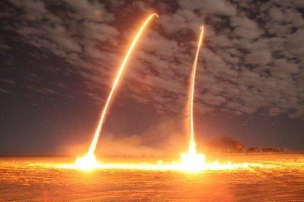 Новости США: пуск Minuteman III, как демонстрация силы