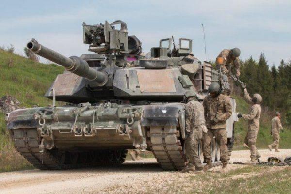 Армии НАТО плагиатят российский «Танковый биатлон»