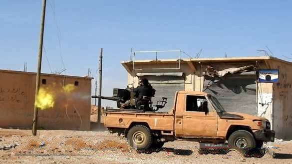 «Тигры» и ВКС РФ прорвали оборону ИГИЛ и взяли 3 поселка в Алеппо, продвигаясь к Ракке