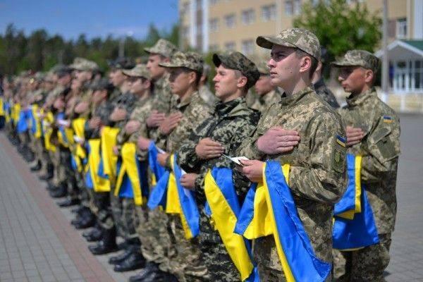 Украинской агрессии нужно свежее мясо