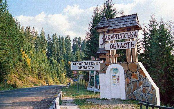 В Закарпатье заявили: Крым и Донбасс — это только начало