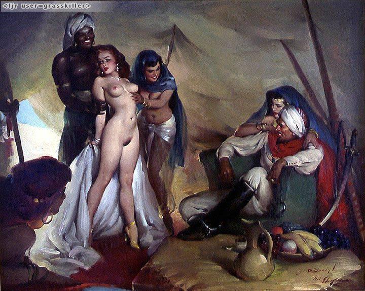 фото униженных связаных рабов