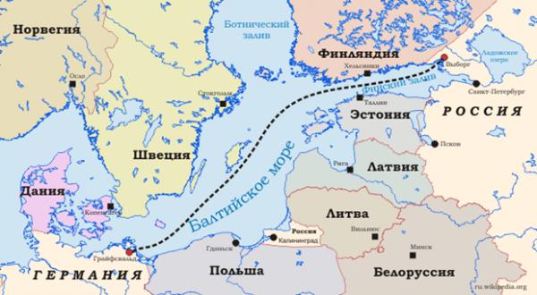 В США резко раскритиковали «Северный поток»: Россию уже ничего не остановит