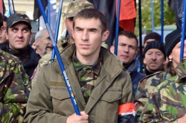 На Западной Украине застрелили главаря «Правого сектора» Василия Ланового