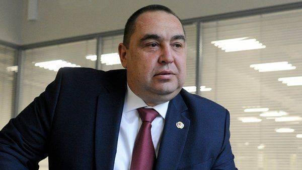 Плотницкий допустил возвращение республики в состав Украины