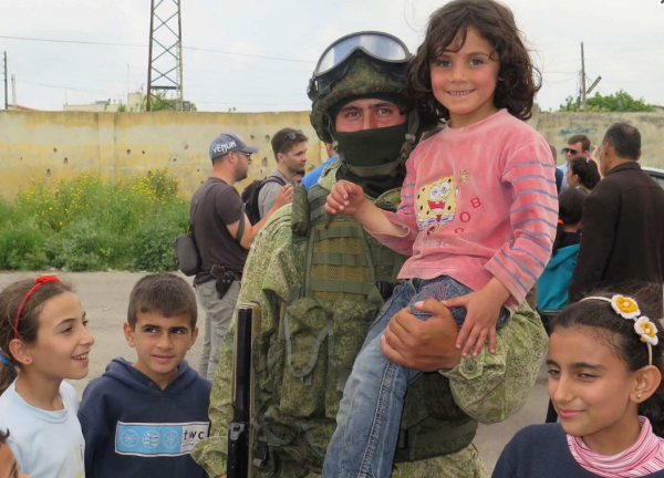 Рискованные операции российских военных на юге Сирии: под обстрелами и в постоянной боевой готовности