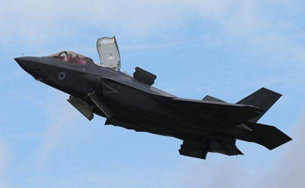 Люфтваффе просит у Америки F-35: помогите сдержать Россию