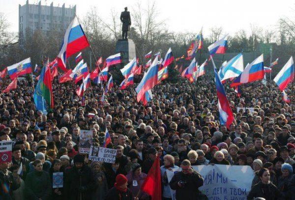 В «Оппоблоке» мечтают о реванше и суде над майданщиками за «сдачу Крыма»