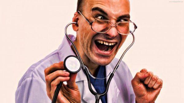 Шесть самых чудовищных врачебных ошибок