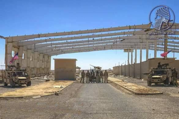 Дамаск готовится перекрыть  границу:«Пришло время выбросить США из Сирии»