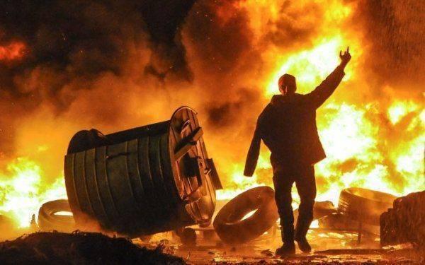 Украина: опровергая законы природы