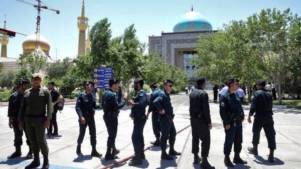 Теракты в Иране густо пахнут Америкой