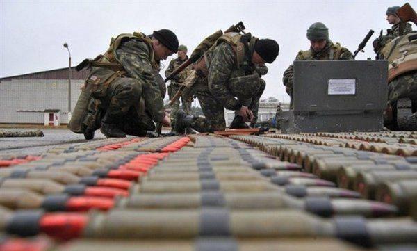 Прощай, оружие? ВСУ могут остаться без боеприпасов к середине 2019 года